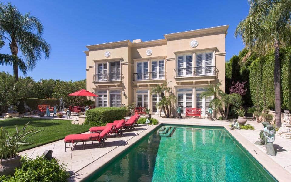 Tom Jones' House - The Property Blog
