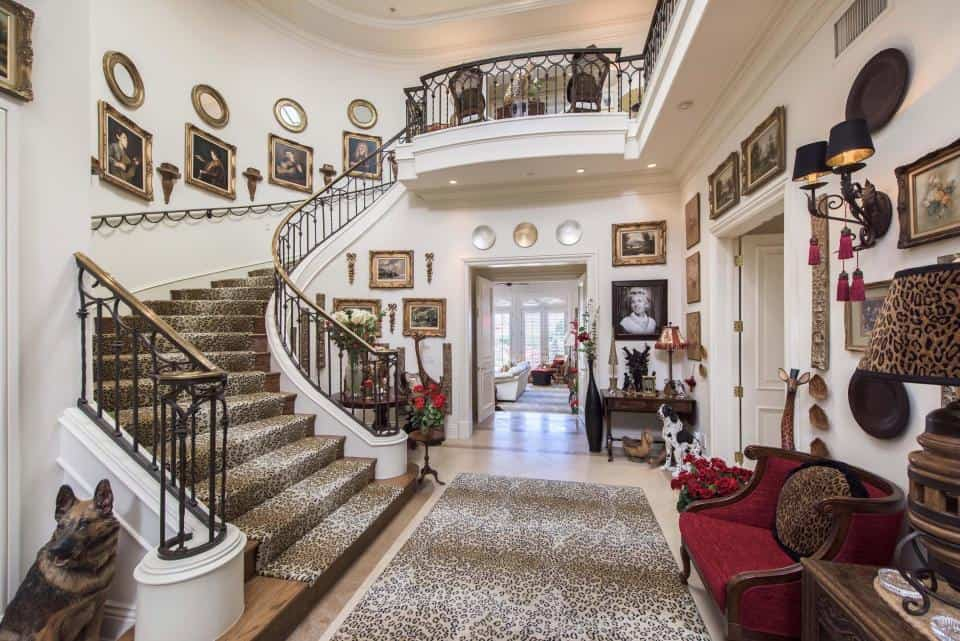 Tom Jones Staircase - The Property Blog