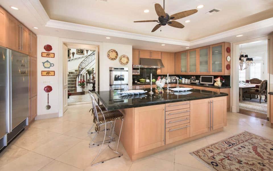 Tom Jones Kitchen - The Property Blog