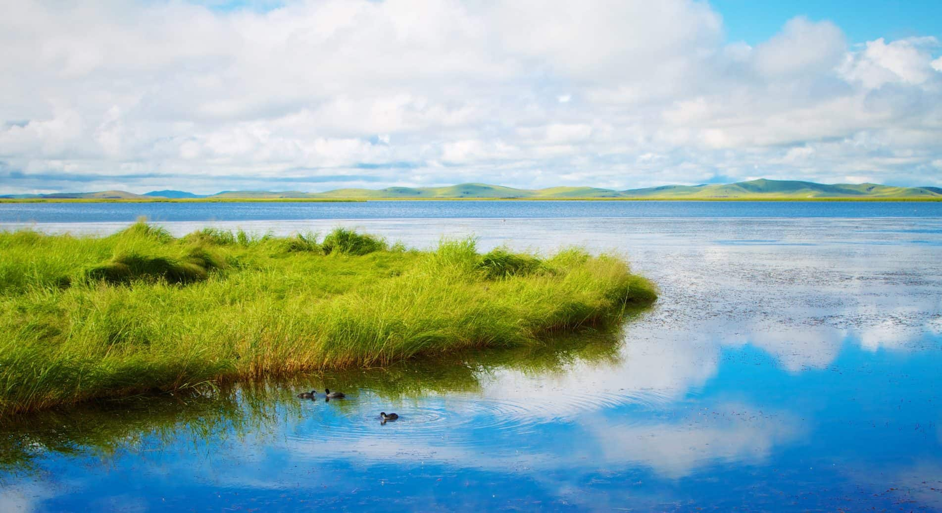 Natural cleaning remedies Image of a nice lake.docx