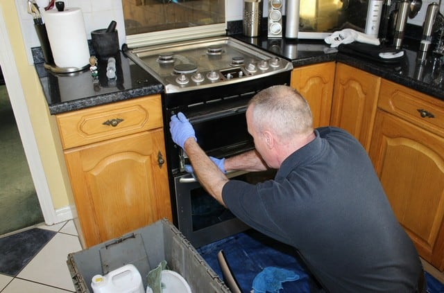 Oven Cleaning - The Property Blog