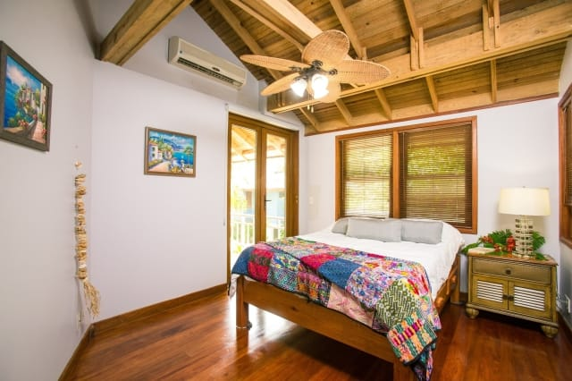 Tropical Bedroom - The Property Blog